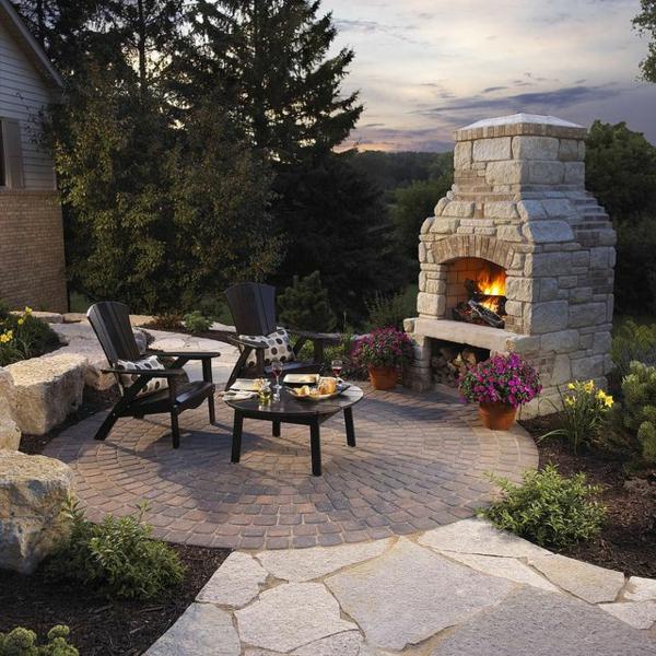 wunderbare-kamine-aus-steinen-bauen