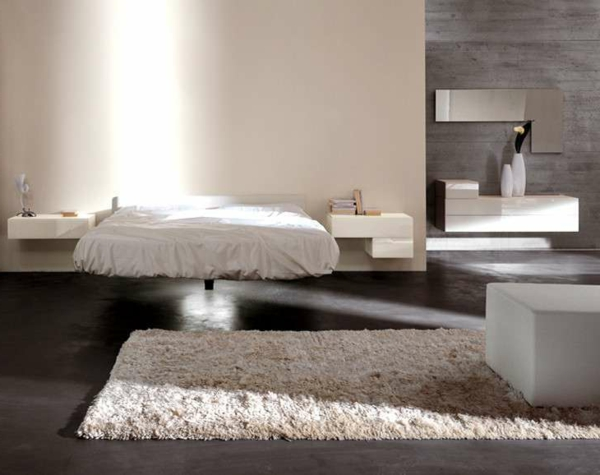 schlafzimmer bett modern. Black Bedroom Furniture Sets. Home Design Ideas