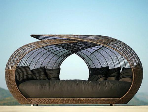 Lounge Terrassenmöbel zur vollen Entspannung - Archzine.net