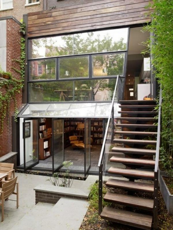 tolles-Außentreppendesign-Designidee-Exterior