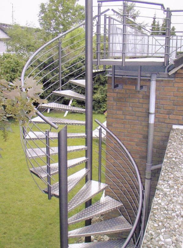 Außenspindeltreppen und stahlspindeltreppen   treppenshop24