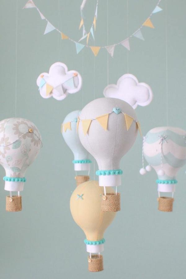 Moderne Und Wunderschne Babyzimmer Dekoration