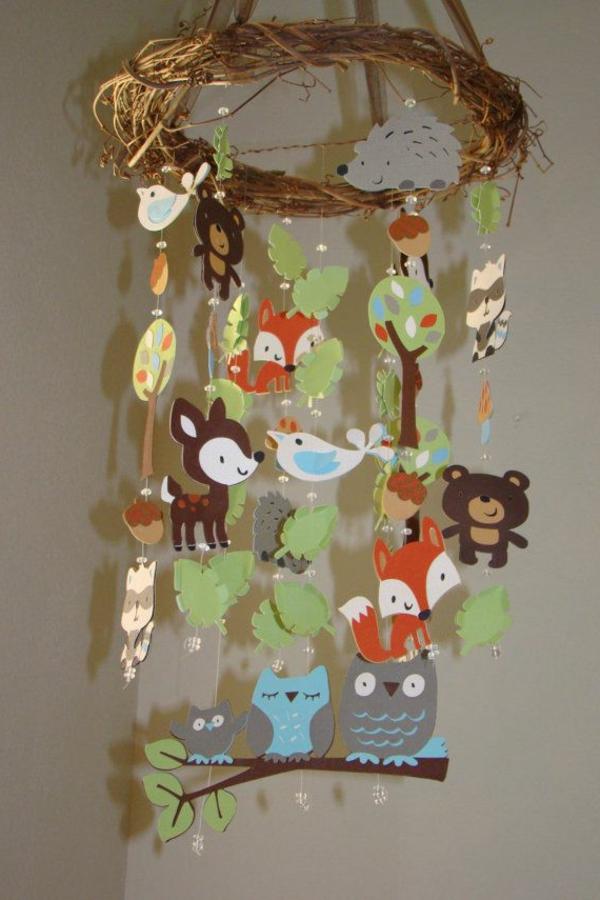 Babyzimmer-Dekorationsideen-Design-Kinderzimmergestaltung