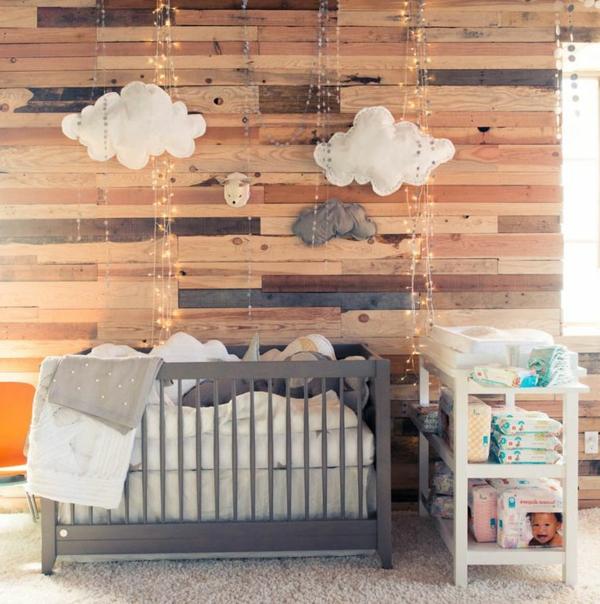 Moderne und wundersch ne babyzimmer dekoration for Einrichtungsideen babyzimmer