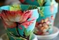 Einen Blumentopf bemalen – 50 coole Ideen!