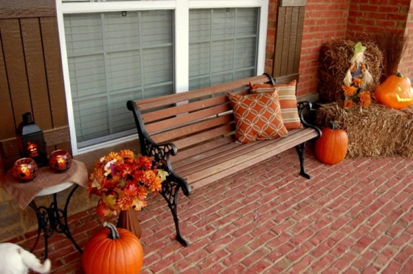 Herbstliche Dekoration  neue schöne Vorschläge!