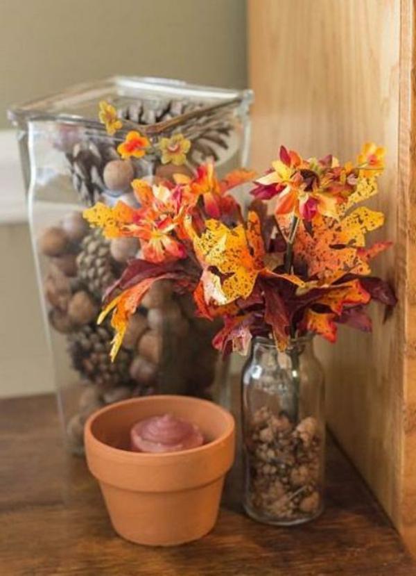 Dekoration-für-den-Herbst-mit-Zapfen-selber-basteln