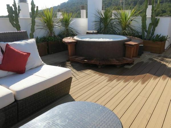 Exterior-Design-Idee-Dachterrasse-Whirlwanne