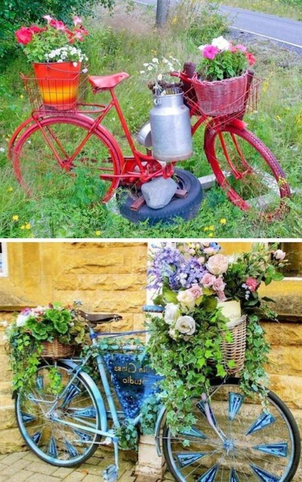 die-Fahrradkörber-in-Töpfen-für-Blumen-verwandeln