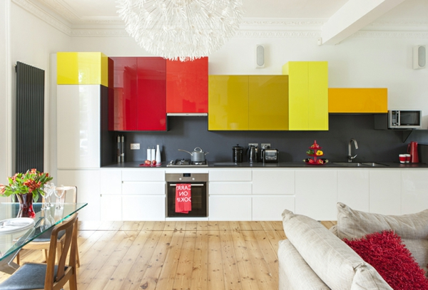 Images Of Modern Kitchen Cabinets