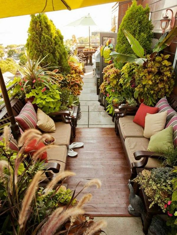 Gärten-auf-der-Terrasse-Idee