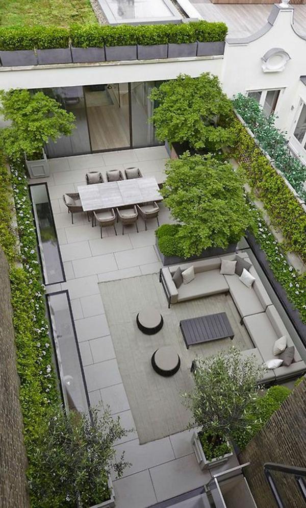Garten-auf-der-Terrasse-vom-oben-gesehen-Idee