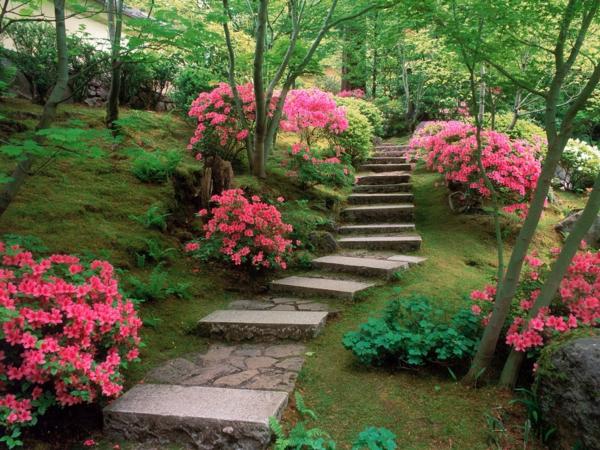 Gartendeko-Japanischer-Garten-Idee