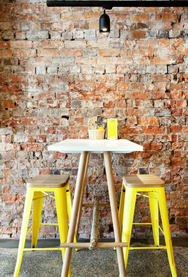 tolle-Gelbe-Stühle-mit-schönem-Design