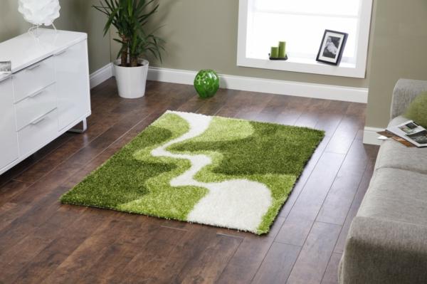Grüner teppich  Grüner Teppich - Frische im Hause! - Archzine.net