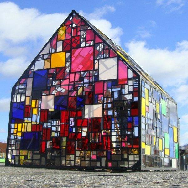 Glashaus erstaunliche Fotos