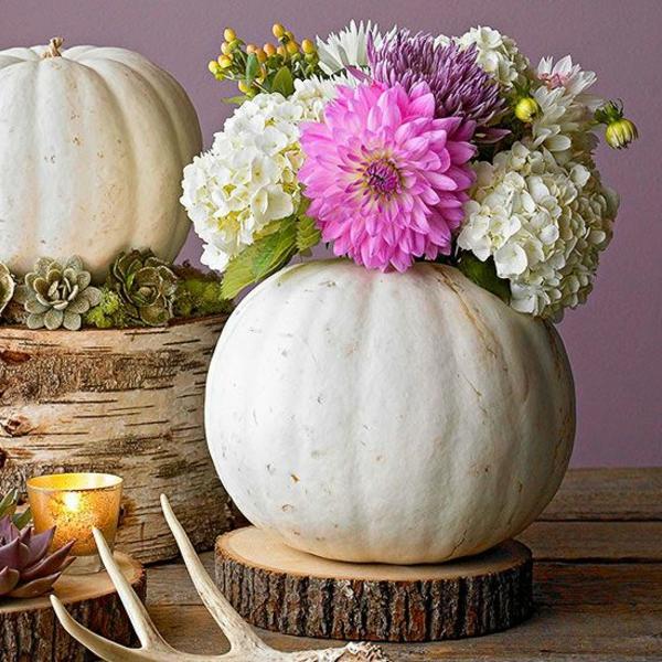 Herbstdeko-selber-basteln-mit-Blumen-Ideen