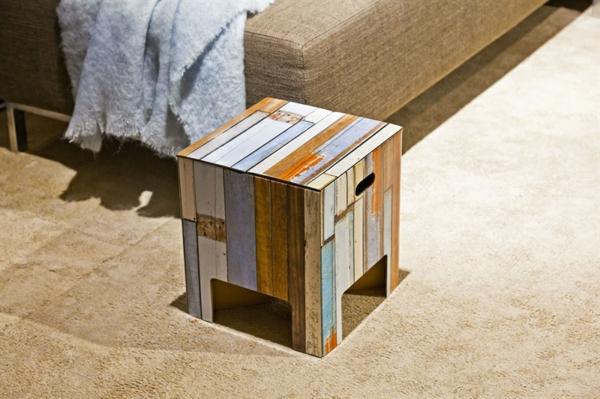 interessanter-Hocker-aus-Karton-Design-Ideen