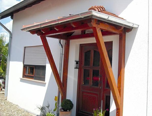 Vordach Aus Holz Schone Ideen Archzine Net