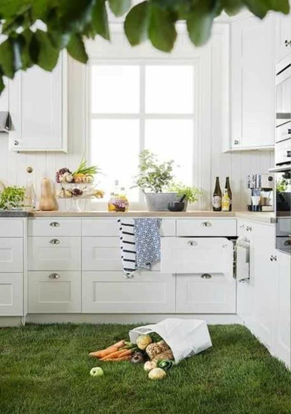 Küche-mit_grünem_Teppich