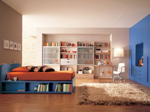 Kinderzimmer-Bücherregal-Ideen-Interior-Design-Ideen