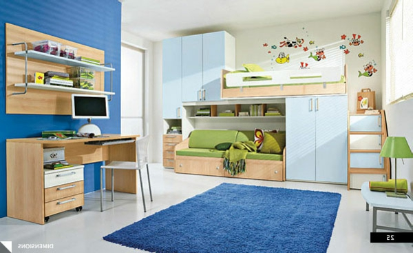 teppich kinderzimmer blau haus deko ideen. Black Bedroom Furniture Sets. Home Design Ideas
