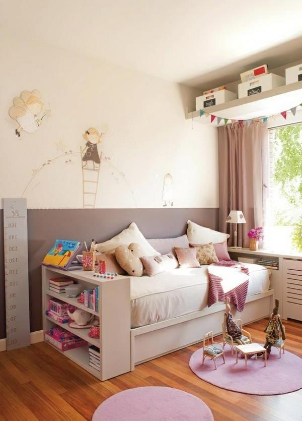 Sofabett kinderzimmer  Moderne und funktionelle Kinderzimmermöbel - Archzine.net