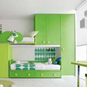 Moderne und funktionelle Kinderzimmermöbel