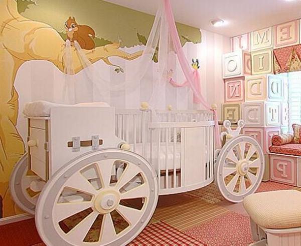 Kreative-Kinderbetten-Kutsche