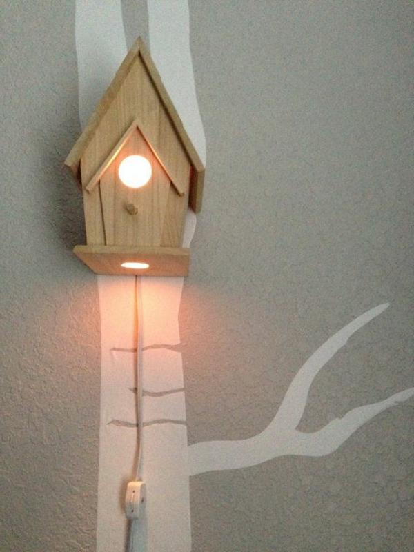 Lampen-für-Kinderzimmer-wie-Futterhäuschen-Ideen