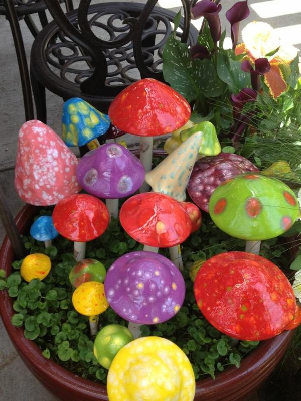 Originelle-Garten-Dekoration-Ideen