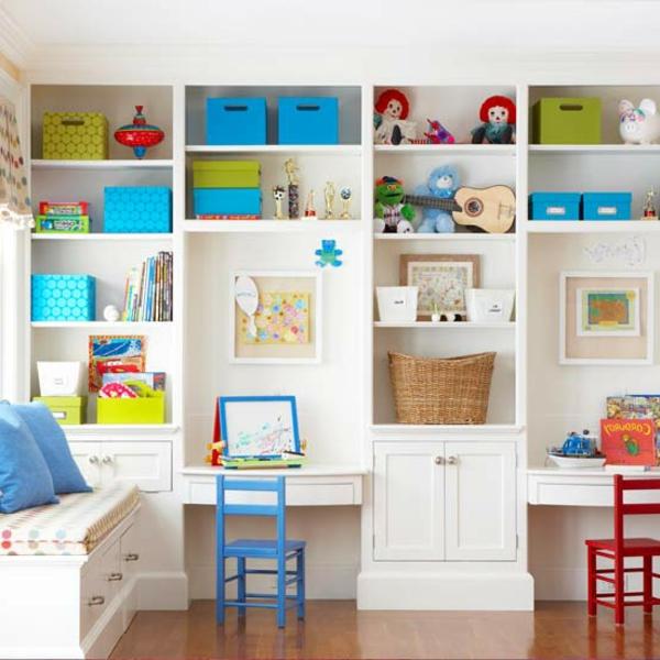 schön-gestaltetes-Kinderzimmer-Design-Ideen