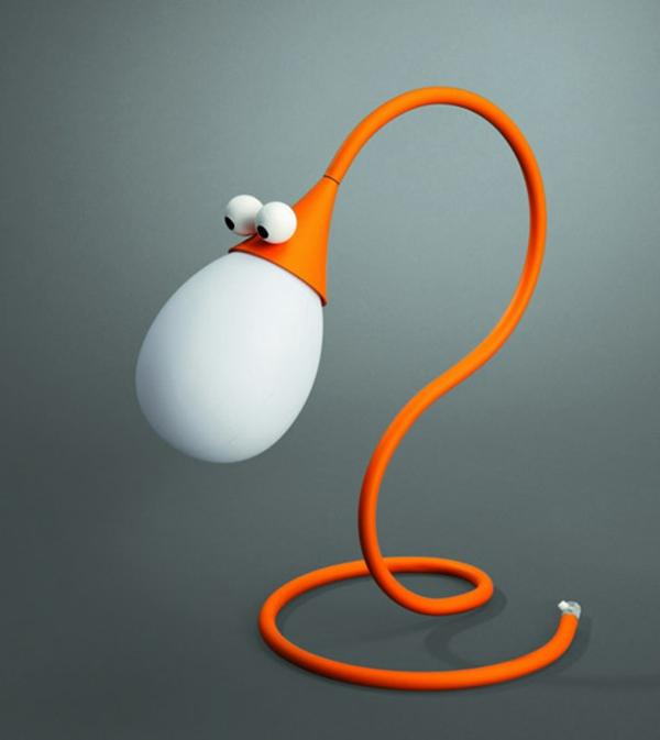 Schreibtischampen-fürs-Kinderzimmer-Orange-Ideen