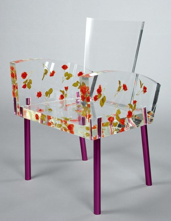 Die coolsten und ungew hnlichsten designer st hle 50 for Design stuhl durchsichtig