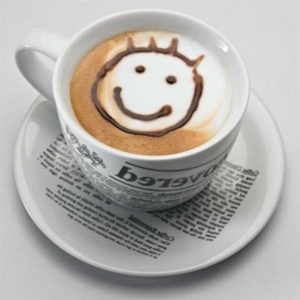 Tasse-Kaffee-mit-Lächelndes-Gesicht