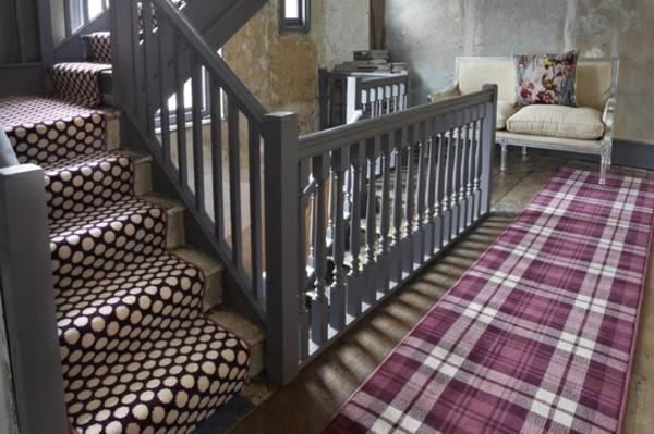 Teppich-auf-Treppen-Design-Idee-Interior