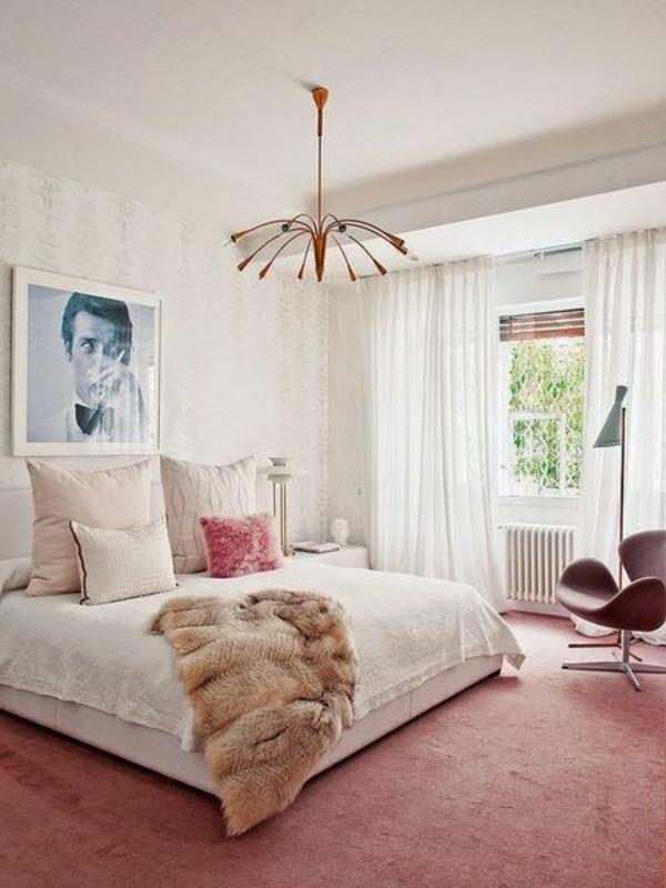 rosa wohnzimmer teppich:Das waren unsere Beispiele für einen Teppich ...