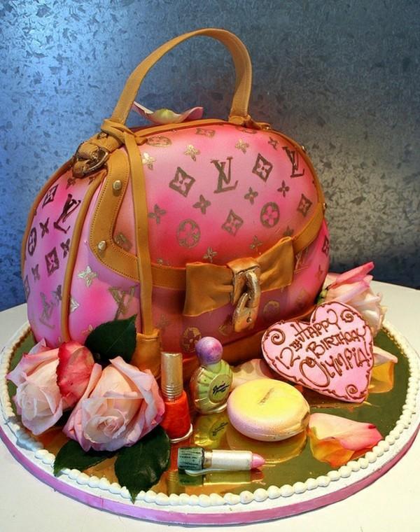 Torte-Dekoration-Geburtstagsparty
