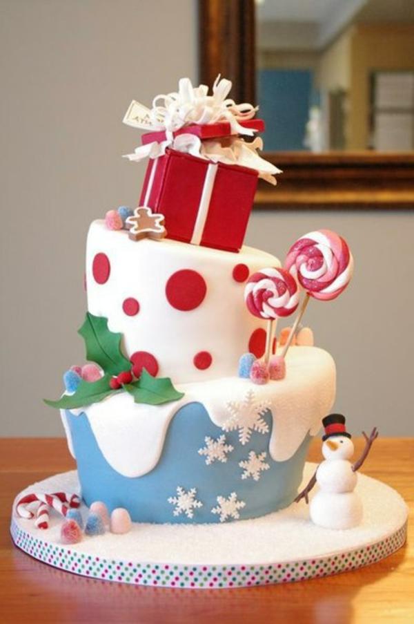 Torten-Dekoration-für-Weihnachten