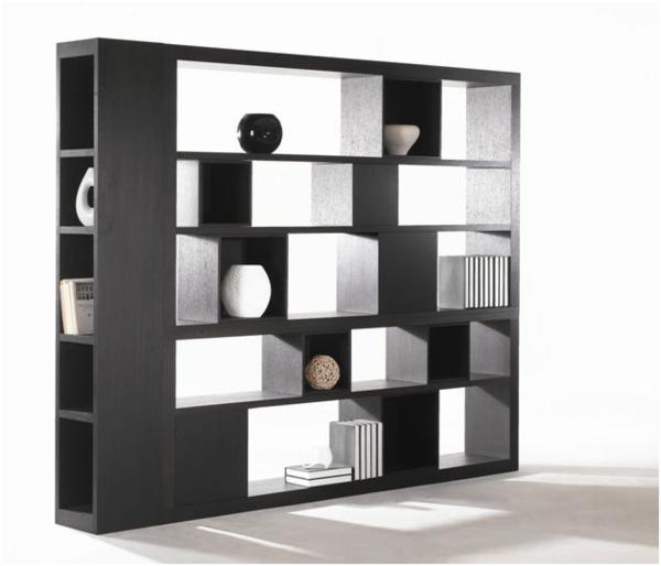 einzigartige-bücherregale-wohnzimmergestaltung