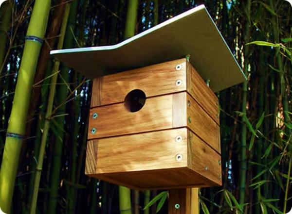 Vogel-Futterhäuser-Ideen-modernes-Design-Idee