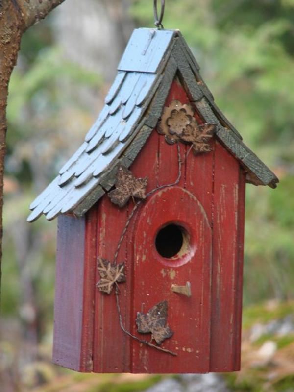 Vogel-Futterhäuser-Ideen