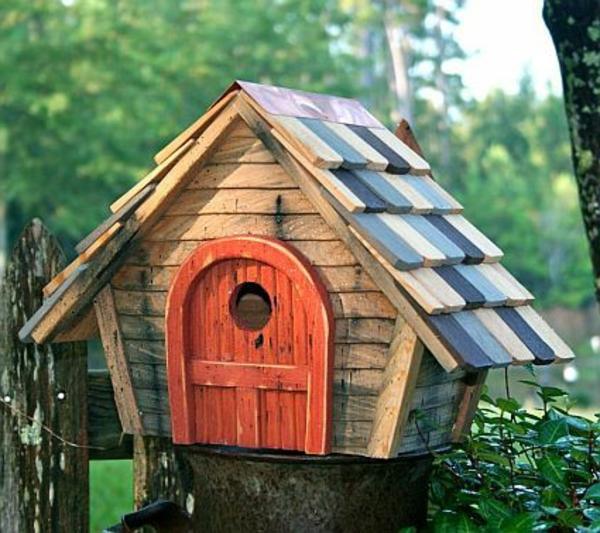 Vogel-Häuser-Design--Idee