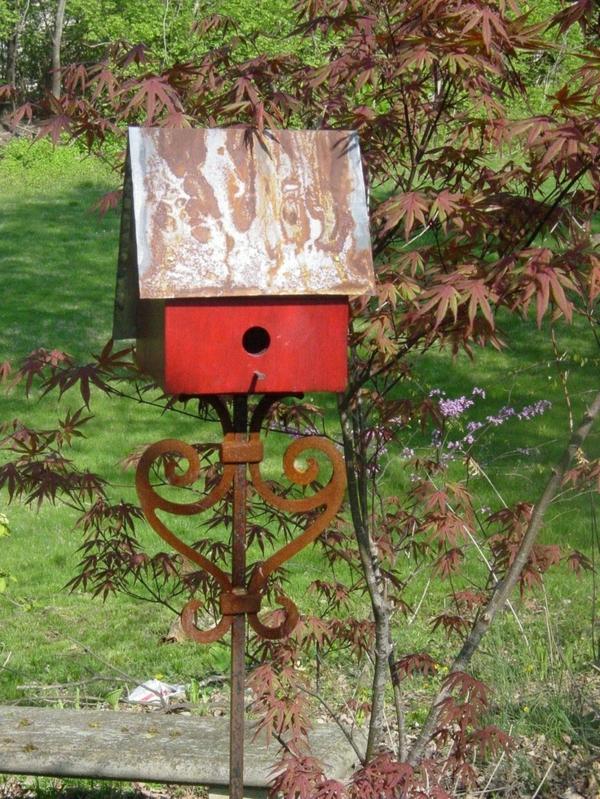 Vogel-Häuser-Design-Ideen