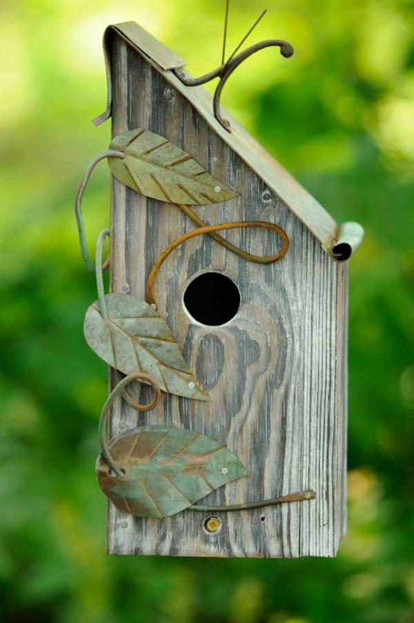 Vogel-Häuser-originelles-Design-Gartengestaltung
