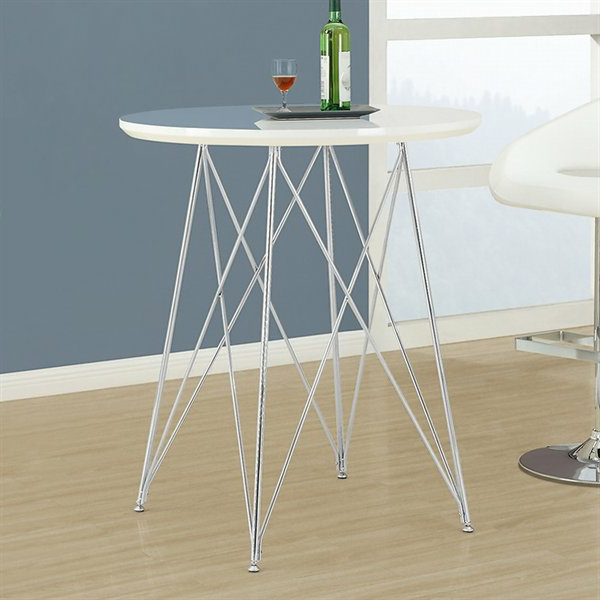 Weiße-Farbe-Bartisch-mit-innovativem-Design