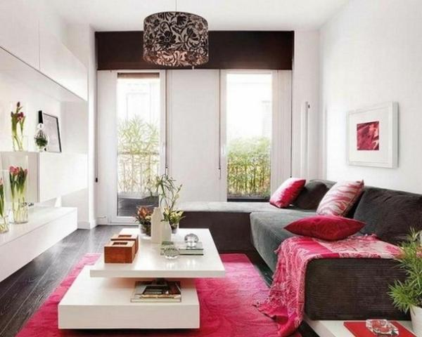 Teppich In Rosa Eine SchAne Farbe FA 1 4 R Den Boden