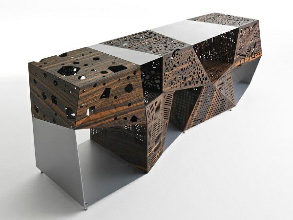 Außergewöhnliche Möbel von Horm - ultramodernes Design! - Archzine.net