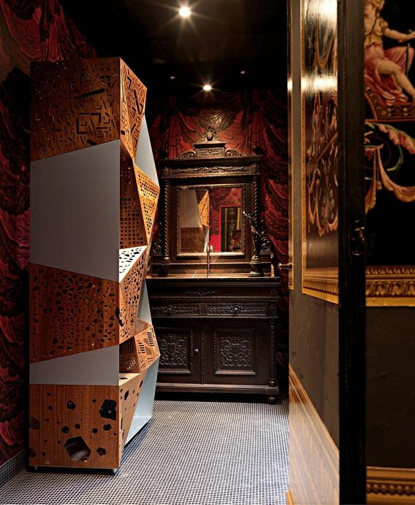 au ergew hnliche m bel von horm ultramodernes design. Black Bedroom Furniture Sets. Home Design Ideas