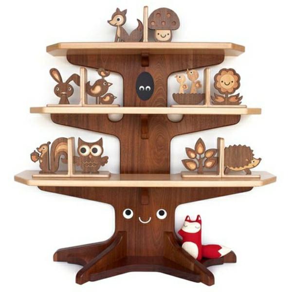 Modernes Bücherregal Design  34 neue Vorschläge! ~ Bücherregal Baum